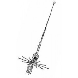 VHF/UHF 6m Basis antenne