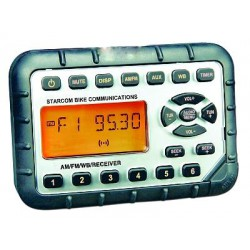 Waterdichte radio