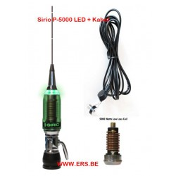 P-5000 LED  + Kabel