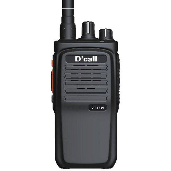 DCall VT12W Smart WalkyTalky met GPS