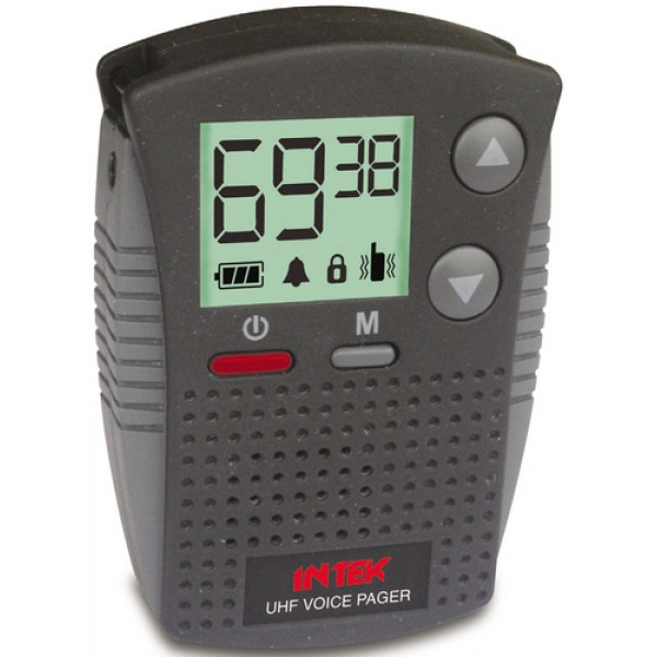 INTEK RP-600 Voice-pager