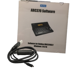 Software ARC370 + USB Cable