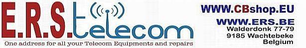 E.R.S. Telecom BVBA / CB & Telecom Shop